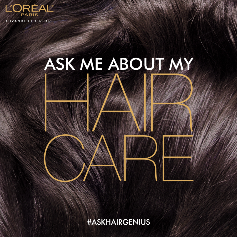 RSVP for the L'Oréal Paris #AdvancedHaircare Twitter Party Thursday 9/26 at 1pm ET