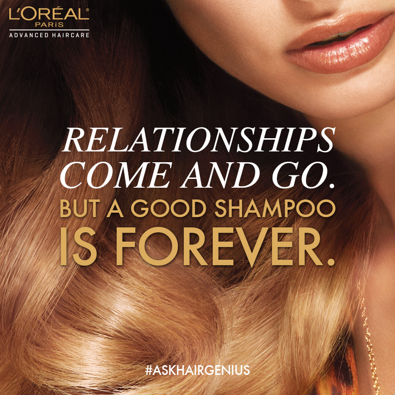 RSVP for the L'Oréal Paris #AdvancedHaircare Twitter Party Thursday 7/11 at 9pm ET!