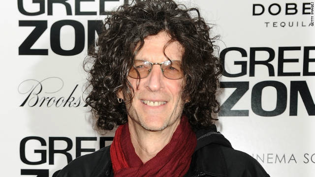 Can Howard Stern Keep it PG on America's Got Talent?