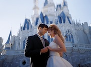 Disney's Fairy Tale Weddings Are Not Only For Cinderella