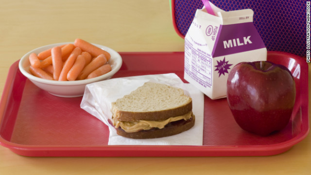 The School Lunch Saga Continues With Some Rules Reversed