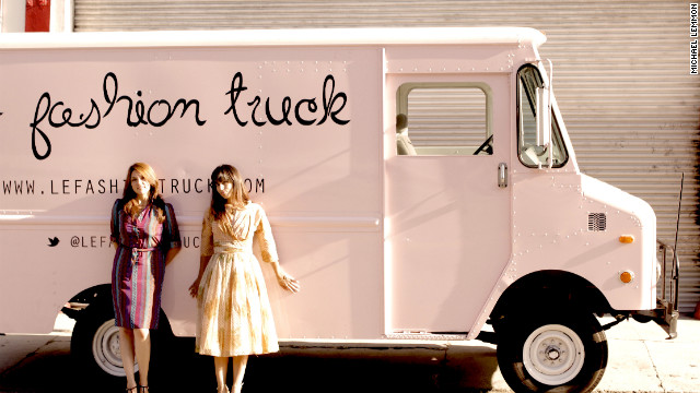 The Fashion Truck Trend: Coming to a Corner Near You