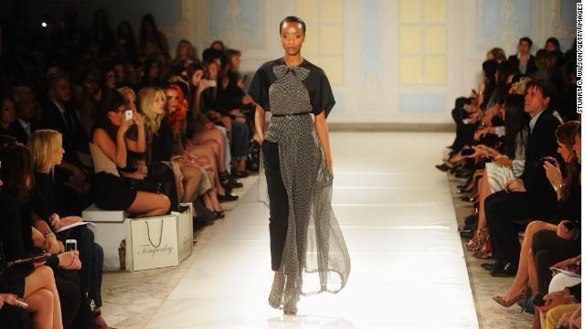 Supermodels Call For Racial Diversity On The Runway