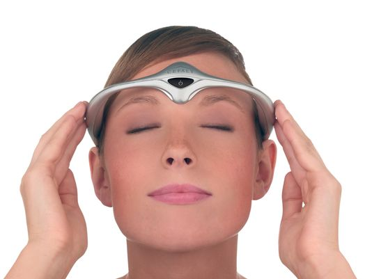 A Headband That Has Migraine Sufferers Sighing With Relief