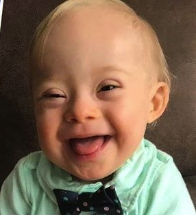 Meet Lucas, Gerber's First Spokesbaby With Downs Syndrome