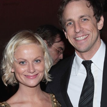 Amy Poehler and Seth Meyers' Epic Response to Sports Illustrated Editor's Sexist Tweet