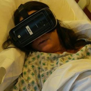 Why Some Moms Choose Virtual Reality Over an Epidural