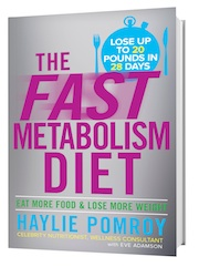 Enter The #FastMetabolismDiet Let's Get Healthy Giveaway