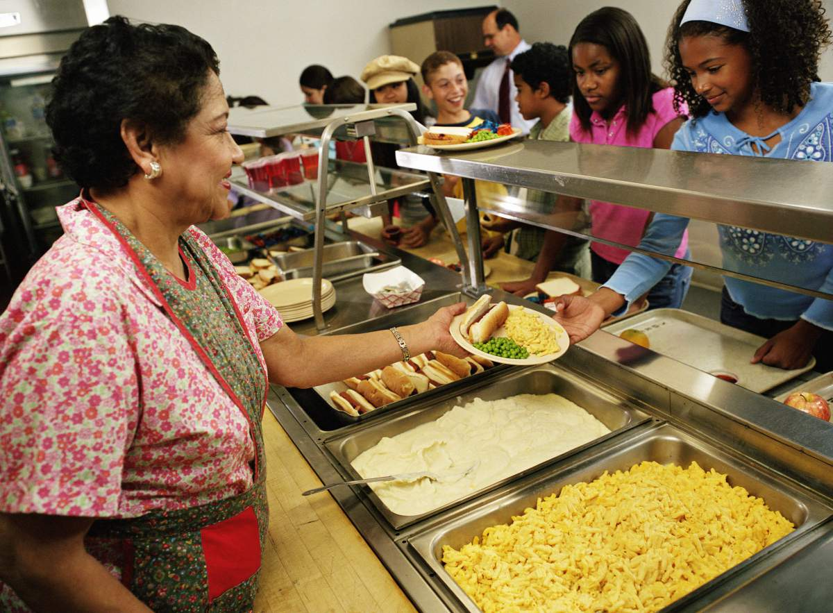 Kids Who Have Professional Chefs At School Eat Healthier