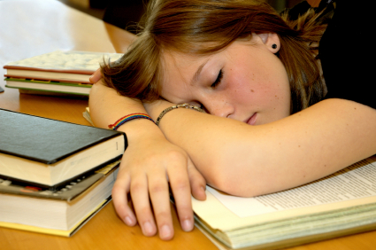 Should High Schools Give Teens Extra Time To Sleep In?