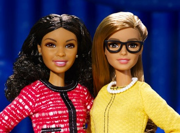 Barbie 2016, First All-Female Ticket!