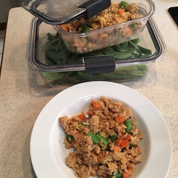 Make Meal Prep A Breeze - Enter the @SheSpeaksUp @Rubbermaid #StoredBrilliantly Giveaway!