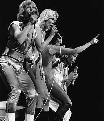 Super 70's Pop Sensation Band ABBA Plans Unique Tour