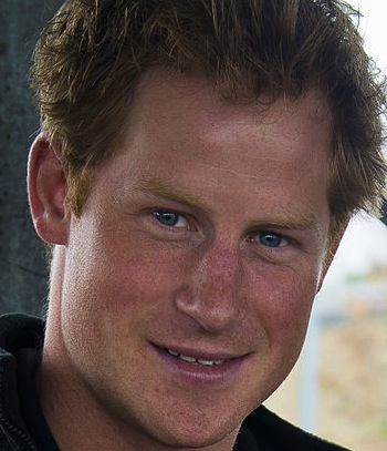 Prince Harry Takes HIV Test Live on Facebook