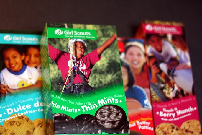 Girl Scout Cookie Sales Are Way Down, But New Loans May Keep the Troops Afloat