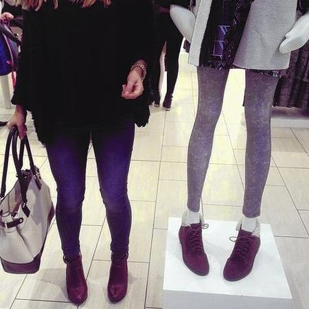 Viral Image Stirs Debate Over Whether Stores Should Use Super Skinny Mannequins