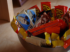 Make-Your-Own Halloween Candy