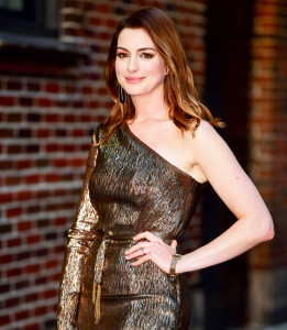 Anne Hathaway Explains Weigh…