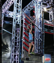 Kacy Catanzaro is America's Newest Ninja Warrior Finalist - and She's Amazing!
