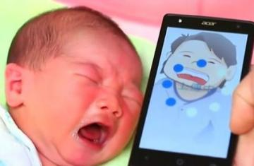 App Can Tell You Why Your Newborn Is Crying