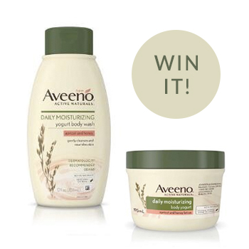 Enter The @SheSpeaksUp & Aveeno #MomentForMe Giveaway!