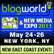 BlogWorld and New Media Expo NY Giveaway and Discount Codes