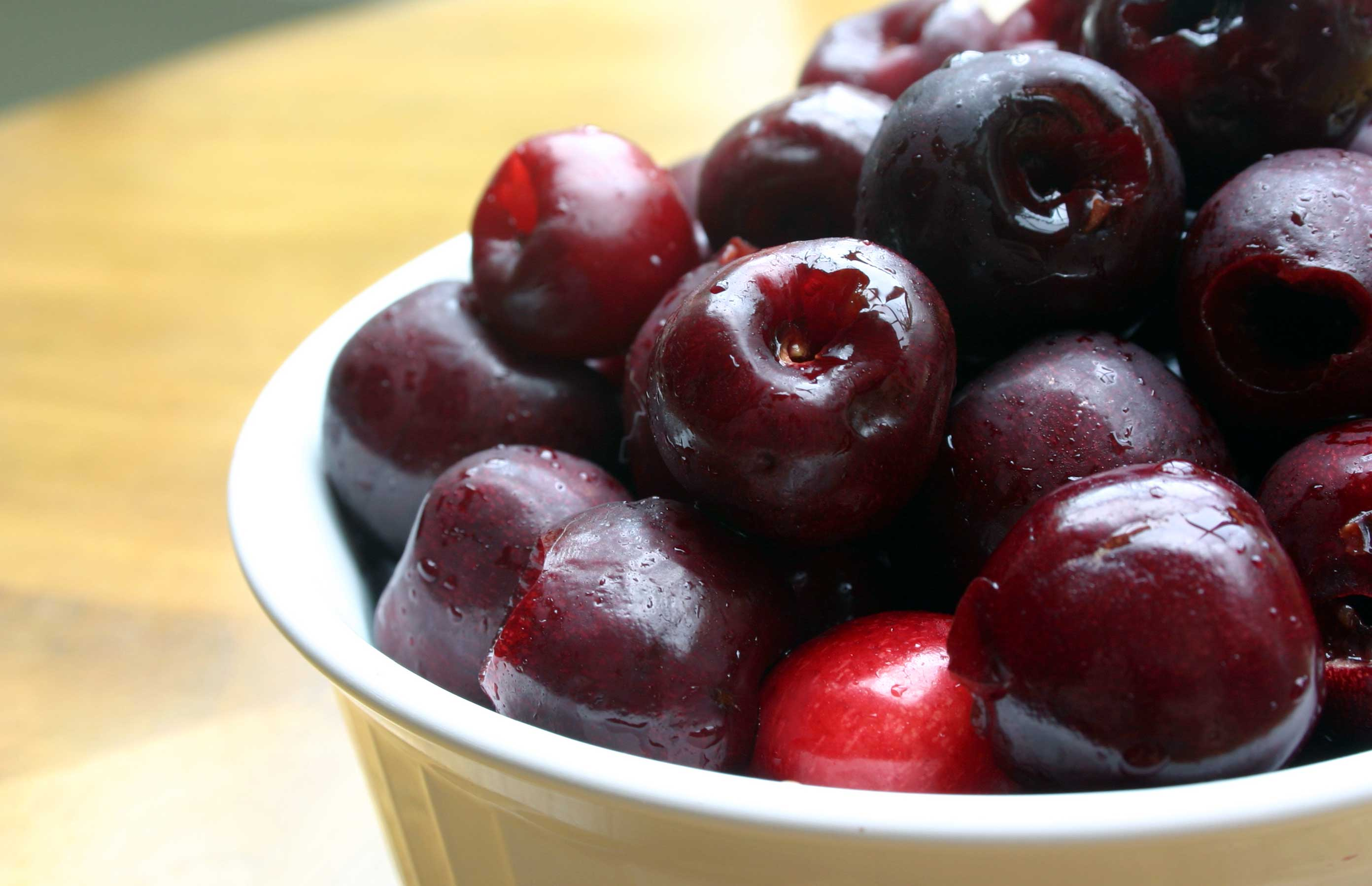 Life is Just a Bowl of Cherries - Even Better Without The Pits