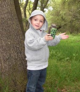 Geocaching ~ Get Outdoors as a Family