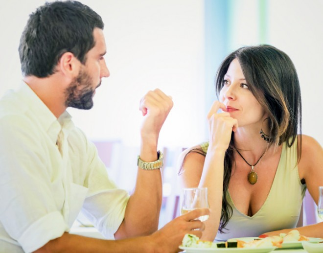 Why Married Couples Shouldn't Argue on an Empty Stomach
