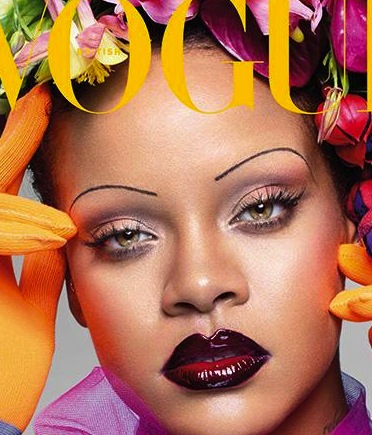 Do Rihanna's New Skinny Brow…