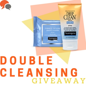Keep your post-summer skin glowing ? Enter the #unready Neutrogena Double Cleansing Giveaway!