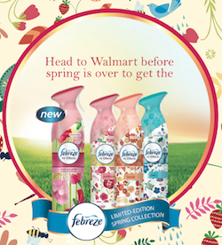 RSVP for the #FebrezeSpring Twitter Party with @Febreze_Fresh Tuesday 4/29 at 1pm ET