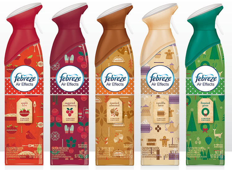 Join us for the #FebrezeHoliday Twitter Party with @Febreze_Fresh Thursday, November 6 at 2 p.m. ET