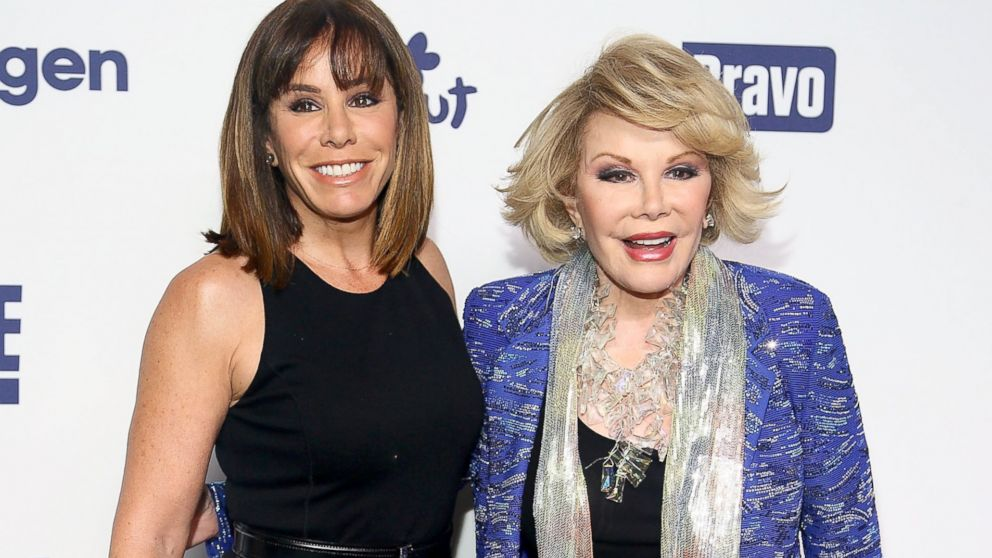 Melissa Rivers and The Academy Respond After Joan Rivers' Oscar