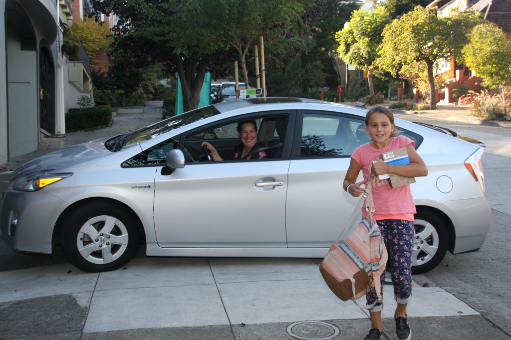 The New Ride Share Service For Kids: Will You Use It?