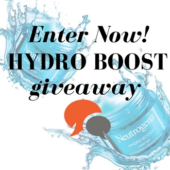 Get healthy skin that glows from within by entering the #HydroBoost Giveaway!