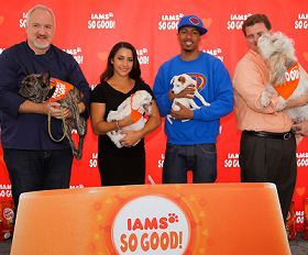 IAMS Paw-ty in NYC!