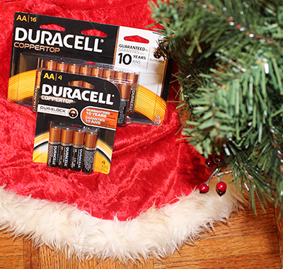 RSVP for the @Duracell #PowerTheHolidays Twitter Party Wednesday 12/3 at 2pm ET with @SheSpeaksUp!