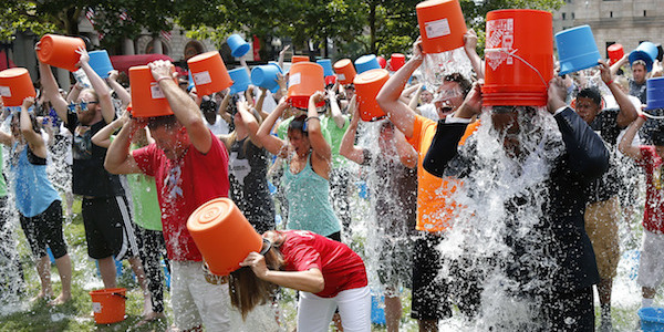 Are Some Taking the Ice Bucket Challenge Too Far?