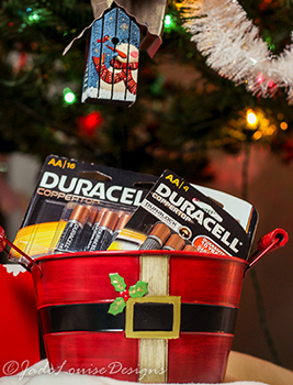 Enter the @SheSpeaksUp Duracell Giveaway for a chance to win a @Walmart Gift Card #PowerTheHolidays