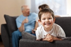 Should Grandparents Be Paid for Babysitting?