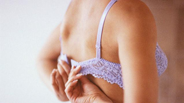 How Wearing a Stress-Monitoring Bra Might Curb Your Overeating