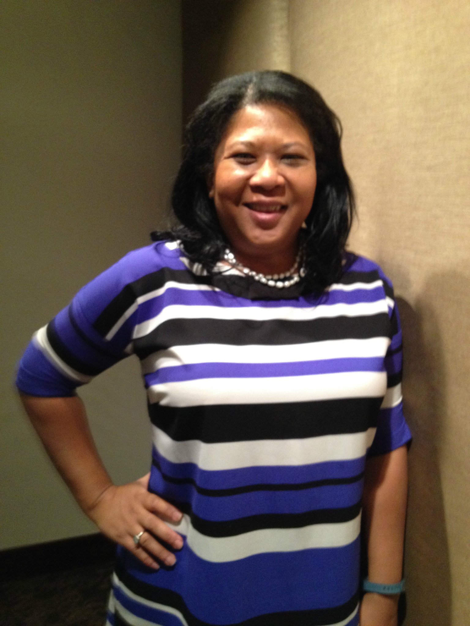 Spotlight on SheSpeaks Blogger - Linda Grant of NYC Single Mom