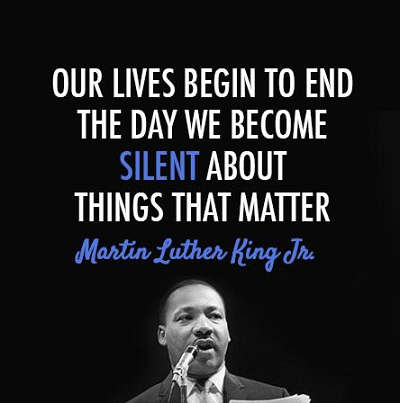 Words of Wisdom - Martin Luther King, Jr.