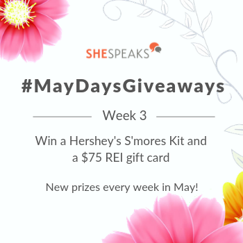 #MayDaysGiveaways Under the …