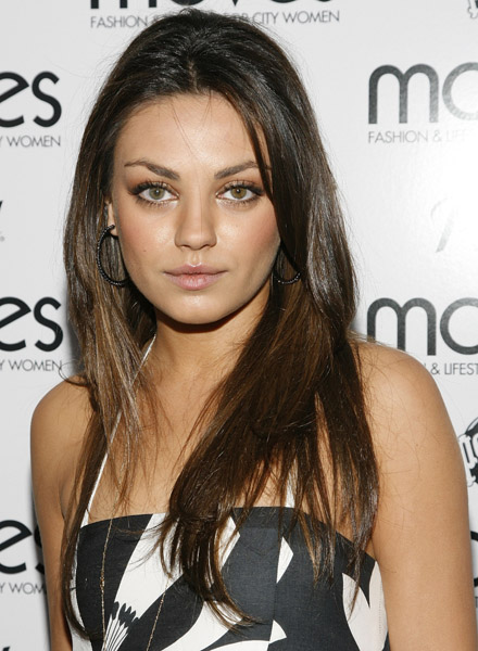 Mila Kunis Speaks Russian and the World Melts