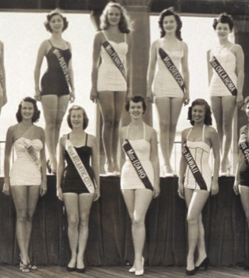 Miss America Says Goodbye to…