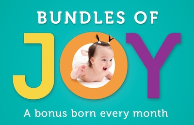 Spread #PampersJoy With A Chance To Win Pampers Or A $25 Gift Card!