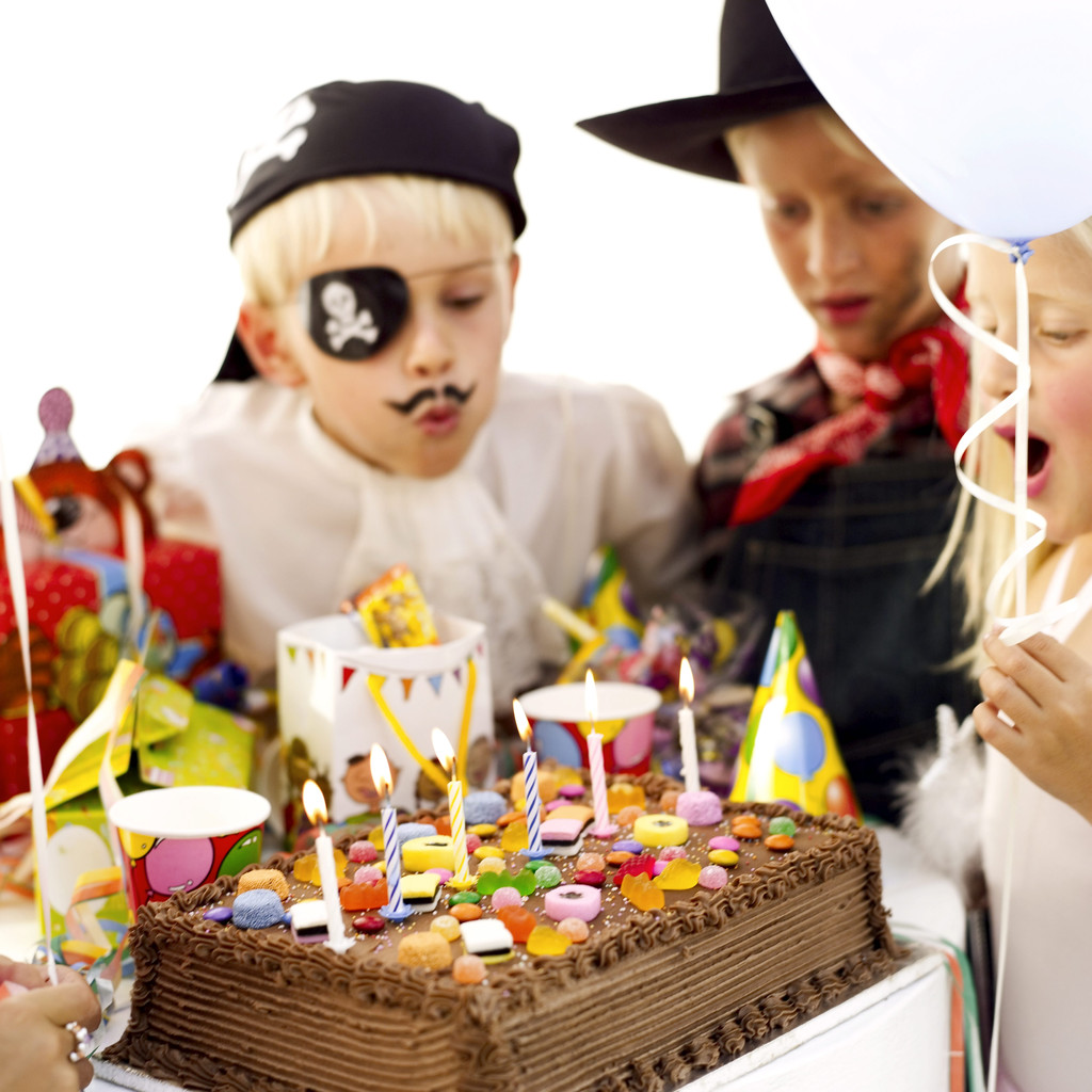 Is Throwing Your Child's Birthday Party Stressing You Out?  You're Not Alone.