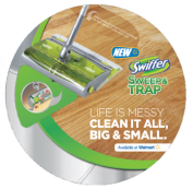 Enter the @Swiffer Giveaway for a Chance to Win a $50 @Walmart Gift Card #NewFromSwiffer